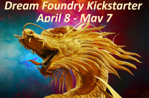Dream Foundry dragon